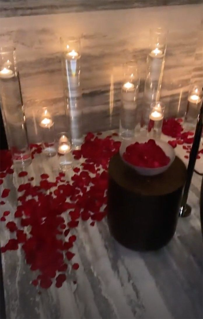 Michael B. Jordan Rents Out Entire Aquarium for First Valentine's Day with Lori Harvey