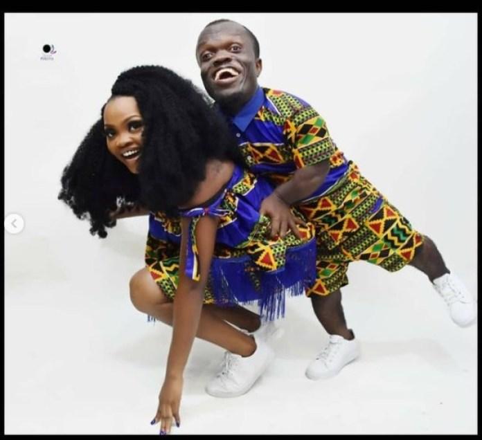 Victor Nwaogu 'Nkubi' Shares His Pre-Wedding Photos