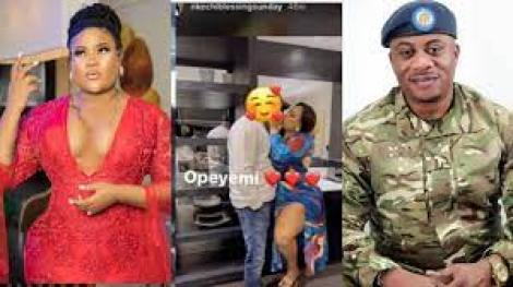 'He Loves Me With All My Madness' – Nkechi Blessing Talks About Her Love Life
