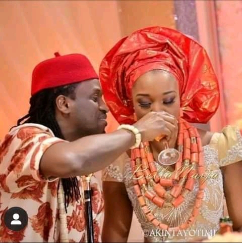 Paul Okoye And His Wife, Anita Celebrate 7th Wedding Anniversary (Photos)