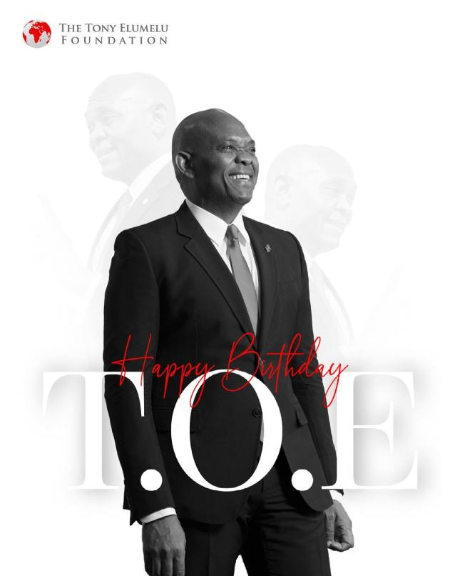 UBA Celebrates Tony Elumelu On 58th Birthday (photos)
