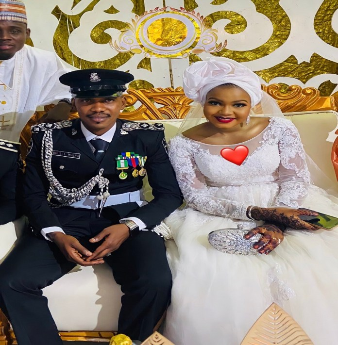 Another Twitter Couple Get Married After Just Eight Months Of Knowing Each Other. (Photo)