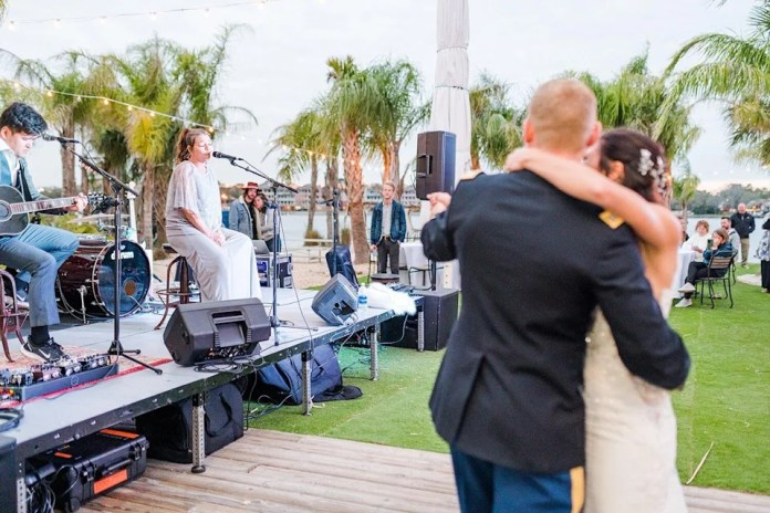 Country Singer Jessie G Marries Longtime Love Matt in Intimate Beach Ceremony: See the Photos!