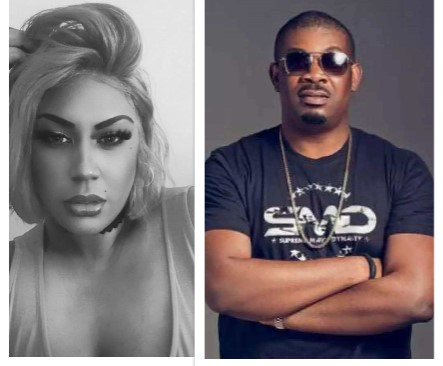 Don Jazzy's Ex Wife, Michelle Jackson Reacts To Marriage News