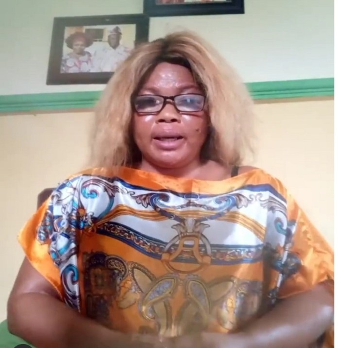 """""""I'm Guilty, I Dated A Married Man, But He Was The One Who Lured Me Into It: Actress Francis Odigie Cries Out"""