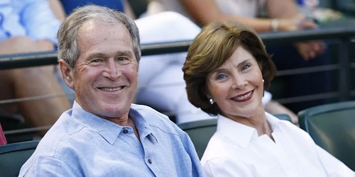 George W. Bush and Laura Bush Explain Why They Married After Just 3 Months of Dating