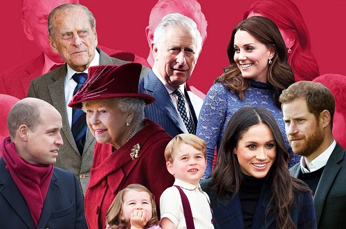 The UK Royal Family is worth $28bn, here's how they make their money