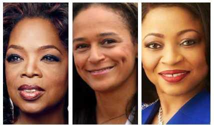 Top 3 Richest Billionaire Black Women In The World