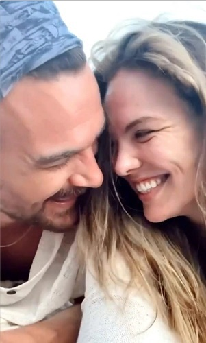 Hannah Brown Wishes Boyfriend Adam Woolard Happy Birthday: 'It's So Fun Celebrating You'