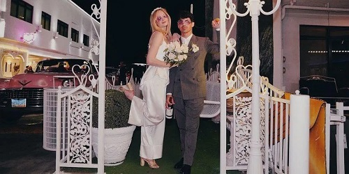 Joe Jonas and Sophie Turner Post Never Before Seen Photos from Their Wedding for Second Anniversary