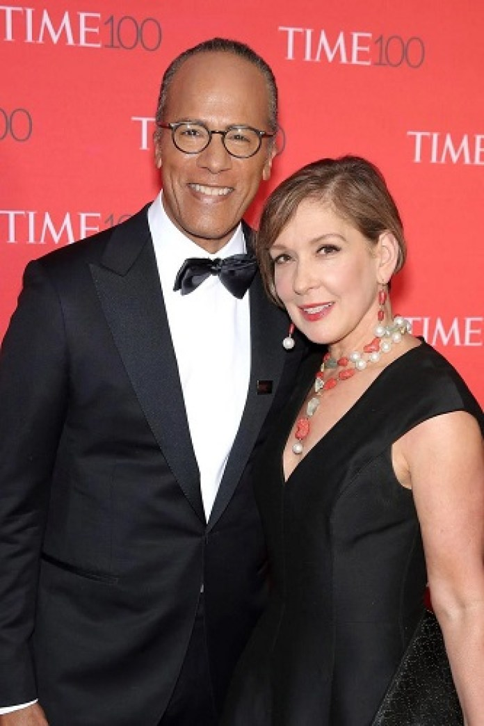 Lester Holt Reveals the Secret to His Nearly 40-Year Marriage to Wife Carol