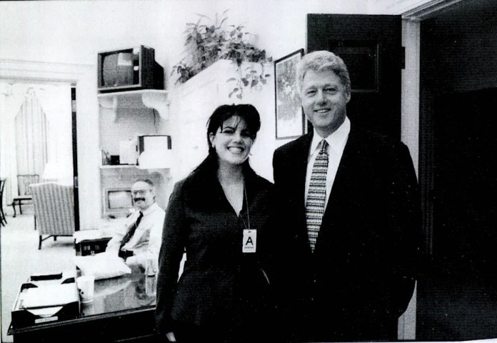 Monica Lewinsky posts 'epic' response to tweet asking, 'What's the most high-risk, low-reward thing you've ever done?'