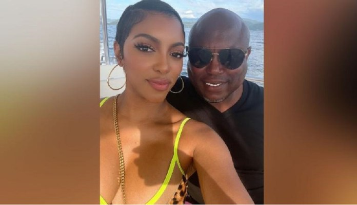 Outrage As Porsha Williams Engaged To Nigerian Born Simon Guobadia Who Is Estranged Husband Of 'Real Housewives Of Atlanta' Guest Star