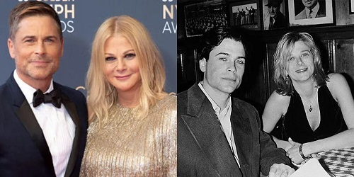 Rob Lowe Shares the Secret to His 30-Year Marriage to Sheryl Berkoff