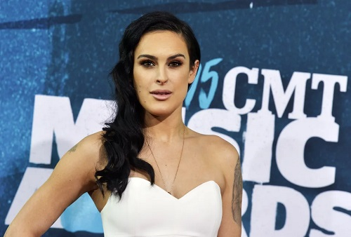 Rumer Willis defends sexy photo shoot: 'This picture made me feel really beautiful'