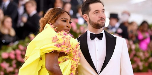 Serena Williams Shared the Cutest Date Night Photo With Husband Alexis Ohanian