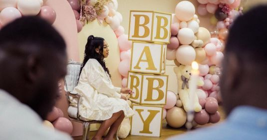 """New Mom Carissa Sharon Oyakhilome-Frimpong Gushes Over Baby'""""I Can't Believe I Am A Mum'-Pics"""
