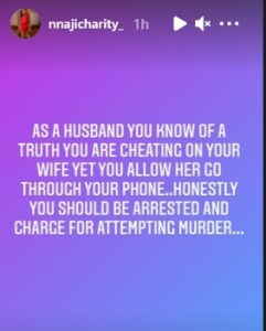 Cheating Husbands Should Be Charged For Attempting Murder – Actress, Nnaji Charity