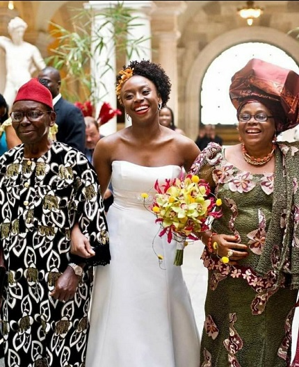 Why the bride must not dance with her Dad on her wedding day , by Chimamanda Ngozi Adichie