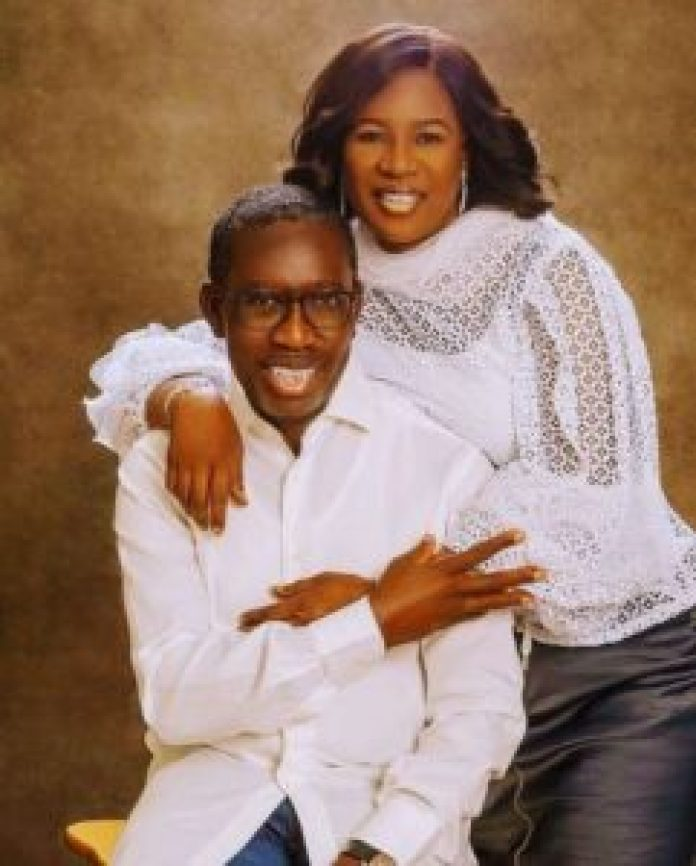 Delta State Governor, Dr Ifeanyi A. Okowa Celebrate Wife at Her 60th Birthday With Beautiful Encomiun