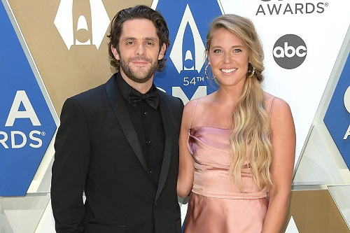 """Lauren Akins and Thomas Rhett Share How They """"Live in Love"""" in Their Marriage"""
