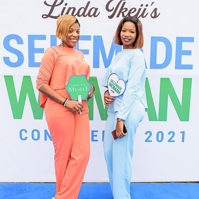 Photos from 2021 Selfmade Woman conference