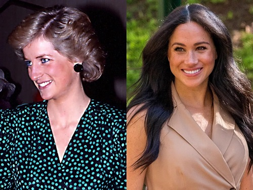Princess Diana's Friend Says Meghan Markle Is More Like Her Than Palace Wishes to Acknowledge