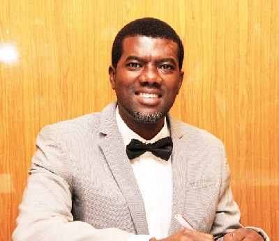 Teach your children that their only gender is the one God gave them - Reno Omokri