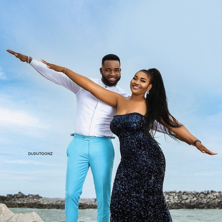 Gospel Music Duo-UR FLAMES Also Known As The Somersault Brothers Ussy And Razzy Are Wedded At Christ Embassy (See Wedding Pics,Vid)