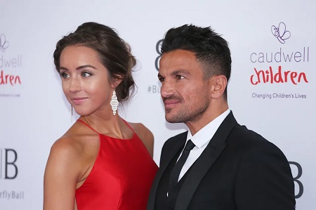 Peter Andre makes loving tribute to wife Emily on sixth wedding anniversary