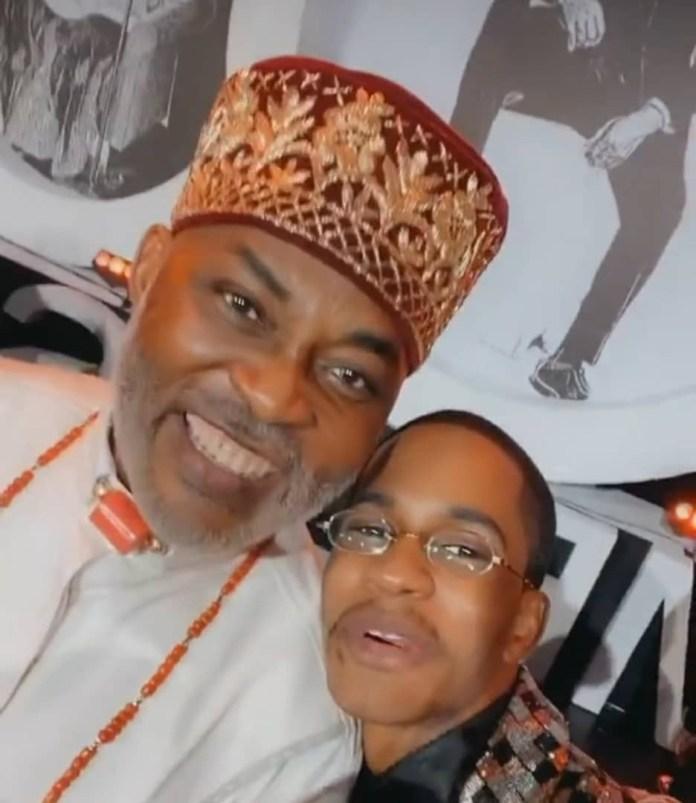 Photos and videos from veteran actor, Richard Mofe-Damijo's 60th birthday party