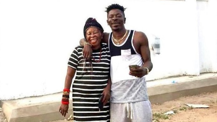 """Singer, Shatta Wale's Mother Cries Out -""""I've Not Seen My Son In 3 Years, He Stopped Giving Me Money Because His Girlfriend Said I'm A Witch"""""""