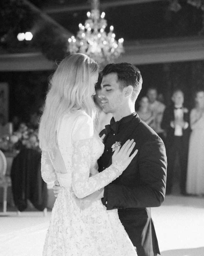 Sophie Turner Just Shared Never-Before-Seen Wedding Photos