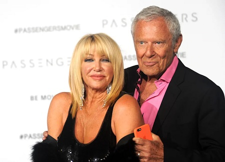 Suzanne Somers shares how she and Alan Hamel keep their s*x life hot: 'I love to please him'