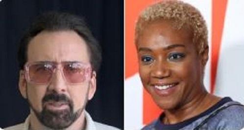 Tiffany Haddish Made Shocking Sexual Confession To Nicolas Cage - Video