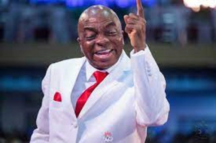 """Bishop Oyedepo Advises Single People """"Don't Jump Into Marriage Because Somebody Has Money"""" –Video"""