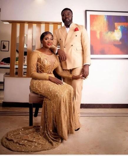 Mercy Johnson-Okojie Celebrate 10 Years Wedding Anniversary With Tributes & Stunning Photos
