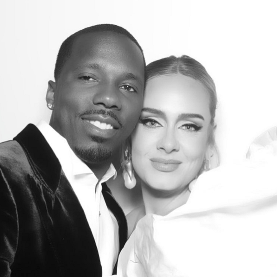 Adele Says She 'Just Loves Being Around' Boyfriend Rich Paul: He's 'So F—ing Funny'