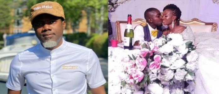 """""""Anyone Who Keeps Their Virginity Until Marriage Should Brag About It"""" – Reno Omokri Defends Virgin Wife"""
