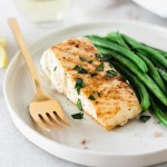 Simple Pan Seared Alaska Halibut