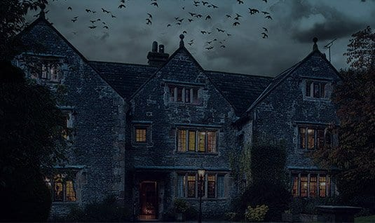 Visit YHA Hartington Hall (Peak District), one of YHA;s most haunted hostels