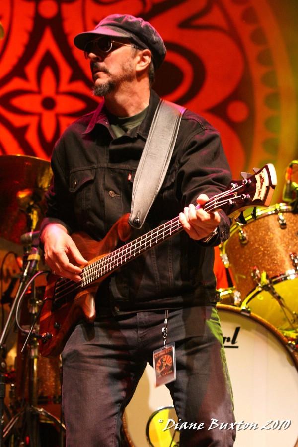 Les Claypool @ Mountain Jam 2010