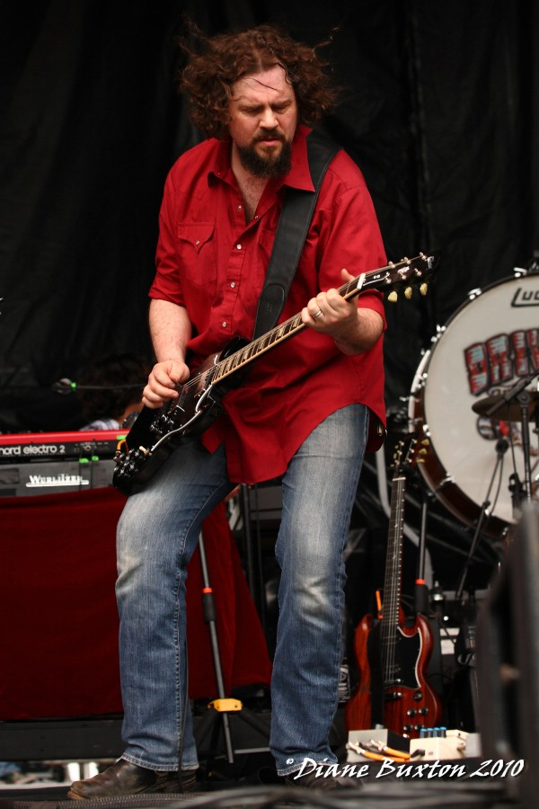 Drive-By Truckers @ Mountain Jam 2010