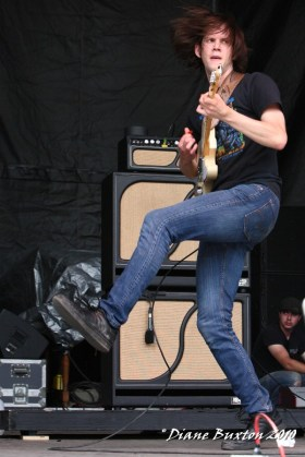 The Whigs @ Mountain Jam 2010