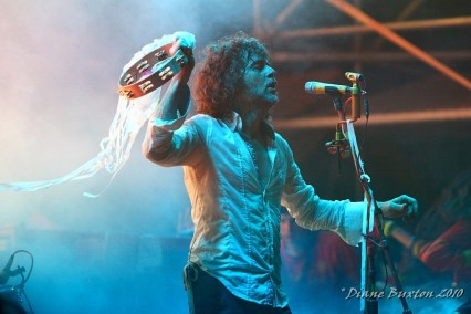 The Flaming Lips @ Nateva Music & Camping Festival