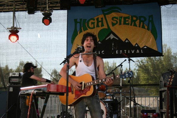 Blitzen Trapper @ High Sierra 2010