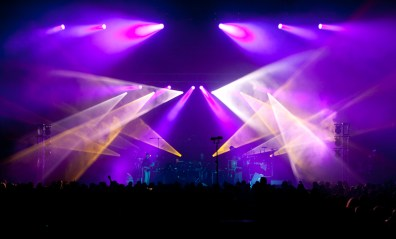 STS9 @ Bank of America Pavillion, Boston 8/13/10