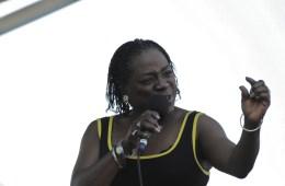 Sharon Jones & the Dap Kings @ Newport Folk 2010