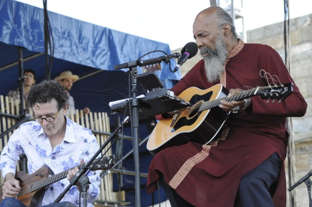 Richie Havens @ Newport Folk 2010