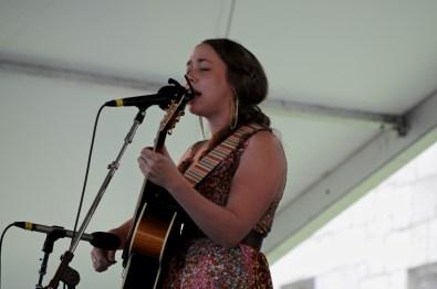 Sarah Jarosz @ Newport Folk 2010